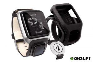 Die Premium Edition der TomTom GOLFER GPS-Uhr © TomTom