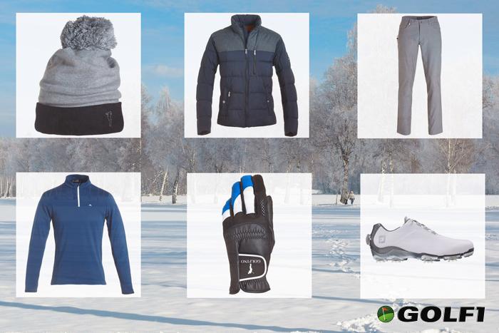 Gut ausgerüstet gegen die Kälte: Warme Golfkleidung © pixabay / GolfHouse