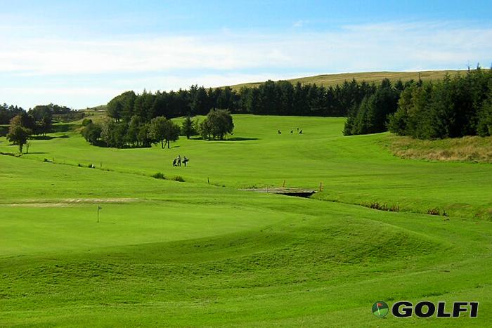 Clint Eastwood ist Eigentümer des Tehama Golf Club © lain thompson