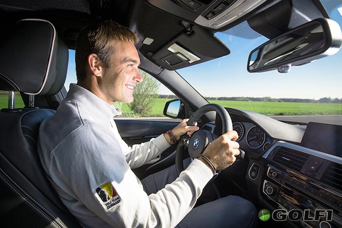 Stargast Florian Fritsch wird vor Ort sein © BMW AG