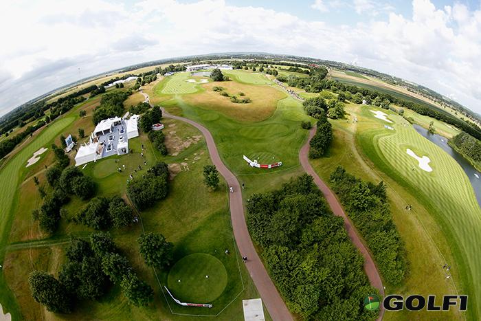 Golf Club Gut Lärchenhof bei Köln © BMW AG