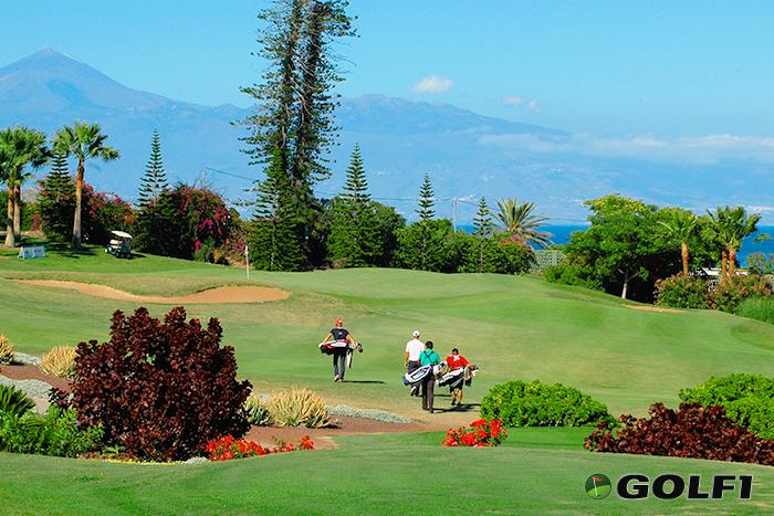Die meisten Challenge-Teilnehmer sind europäische Spieler © tecina golf
