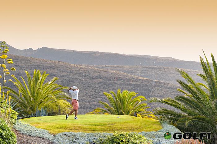 Golfen auf der immergrünen Kanareninsel La Gomera © tecina golf