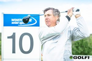 Barry Lane wird auch an den Start gehen © winstongolf / stefan von stengel