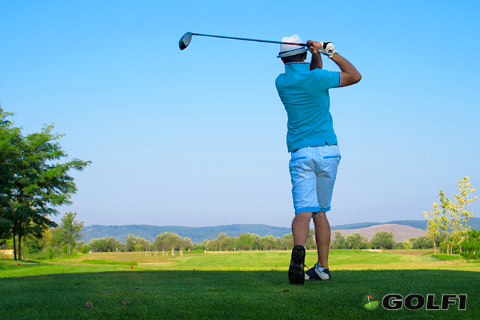 Der Golfsschwung ist ein komplexer Bewegungsablauf © trialboj / depositphotos