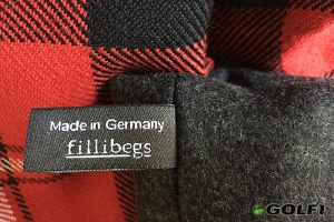 "Headcover ""Made in Germany"" © jfx"