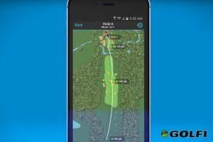 Analyse der Golfrunde mit Garmin Connect © garmin