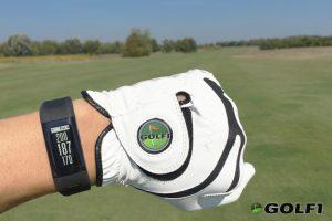 Wichtig für Golfer: Die Entfernungsangaben auf dem Golfplatz © jfx