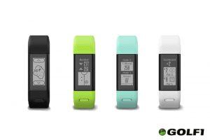 Reduziertes, sportliches Smartwatch-Design in 4 Farben © garmin