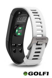 Die Herzfrequenzmessung findet über einen Sensor direkt am Handgelenk statt © garmin
