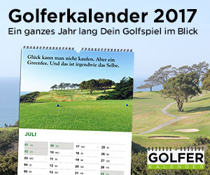 Golferkalender 2017