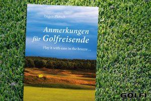 Golferlektüre: Der neue Pletsch © BOD