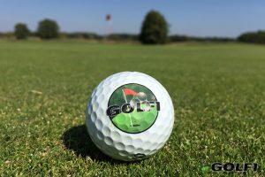 2 Dutzend Golfbälle mit dem GOLF1-Logo warten auf ihren Gewinner © jfx / GOLF1