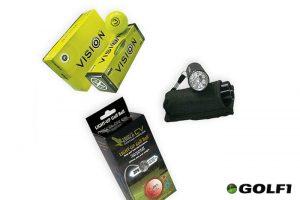 From Dusk Till Dawn Golf-Spaßpaket © golfball-uhu