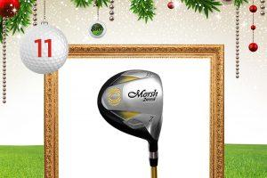 Adventskalender-Türchen 11: MORSH 2 Wood Golfschläger © MORSH, maxborovkov, krasyuk
