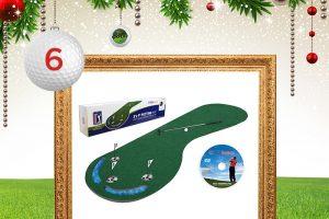 Adventskalender-Türchen 6: PGA Tour Putting-Matte © onlinegolf, maxborovkov, krasyuk