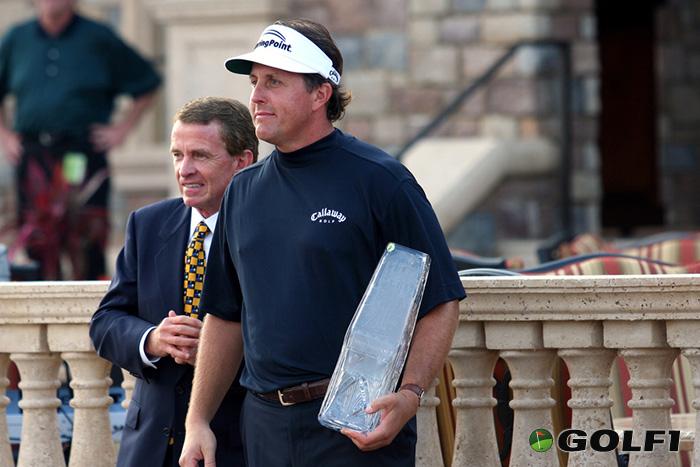 Der zweite Golfer unter den 20 reichsten Amerikanern 2016: Phil Mickelson © minds-eye / flickr