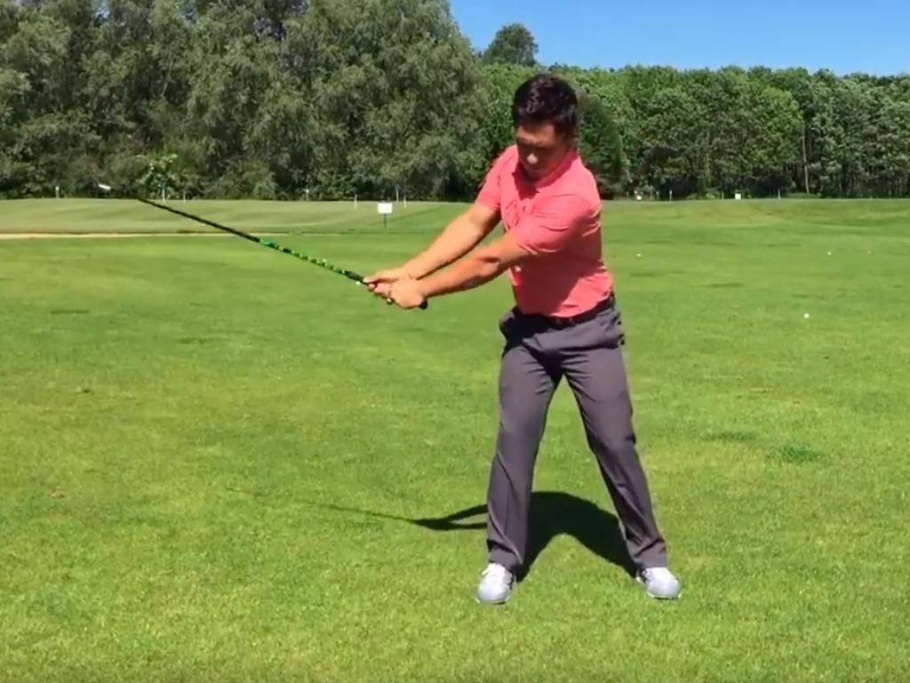 SuperSpeed Golf Training