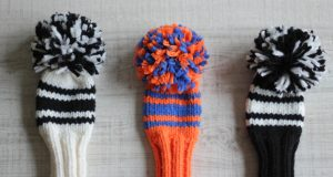 knitcap Golf Headcovers