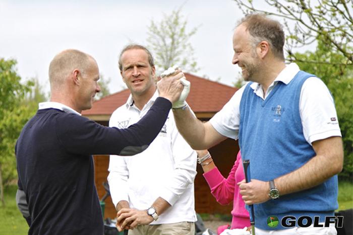 Golf Turnier Teilnehmer