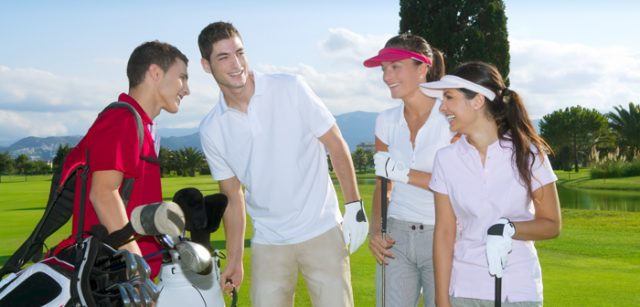 Golf Erlebnistag