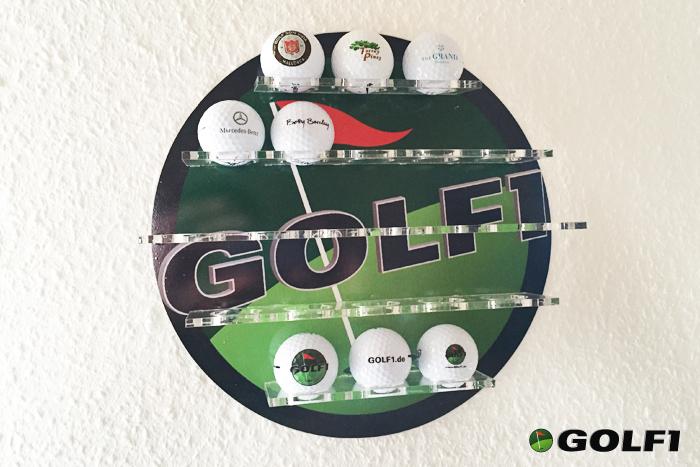 Golfballhalter