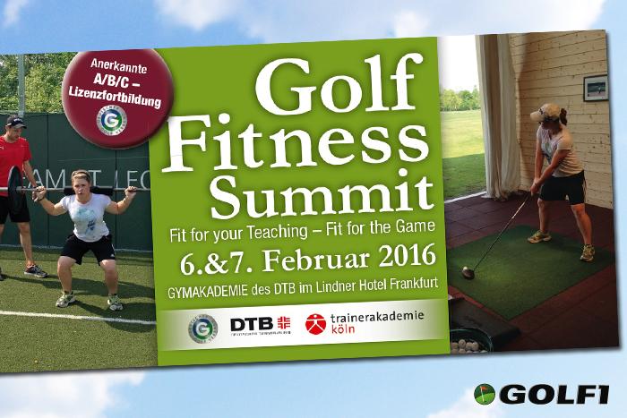 Golf Fitness Summit 2016