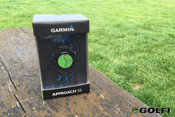 Entfernungsmesser Golfuhr Test : Garmin approach s5 golfuhr im test u2013 der golfpro am handgelenk