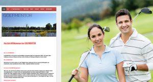 Golfmentor Projekt