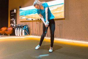 Golflounge Ahrenshoop Training
