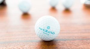 THE GRAND Golfball