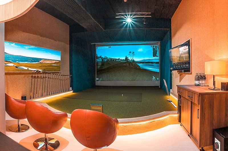 Golflounge Ahrenshoop