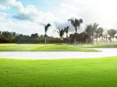 Hochsommer Golf