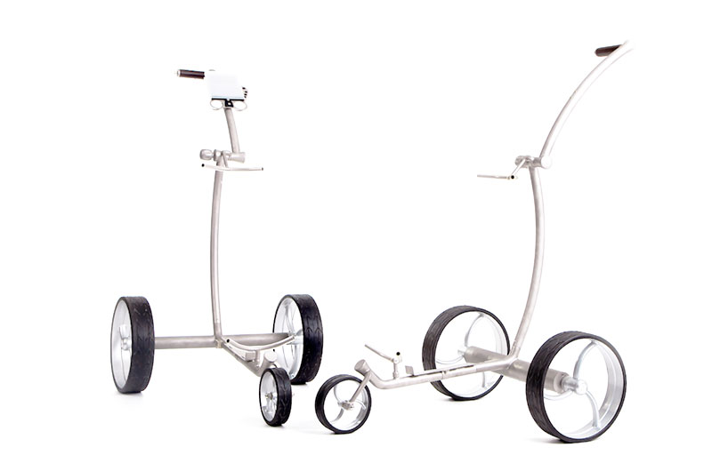 Your Trolley Elektro Golf Trolley