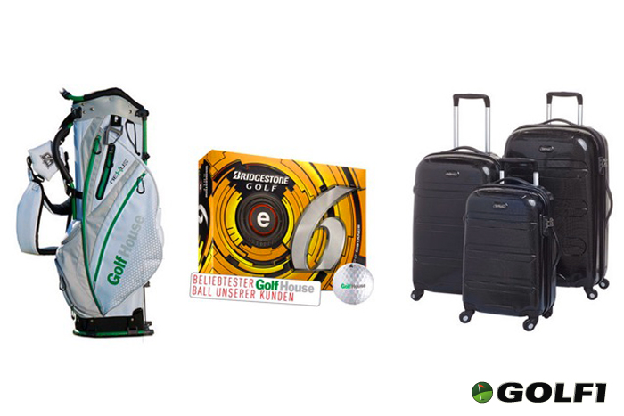 Artikel im GolfHouse Onlineshop
