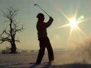 Golf Winterkleidung
