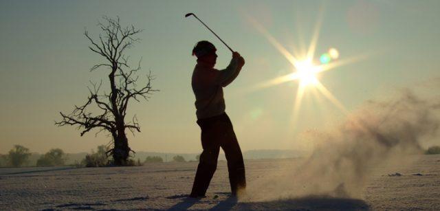 Golf Winterkleidung
