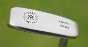 Miura KM008 Blade Putter