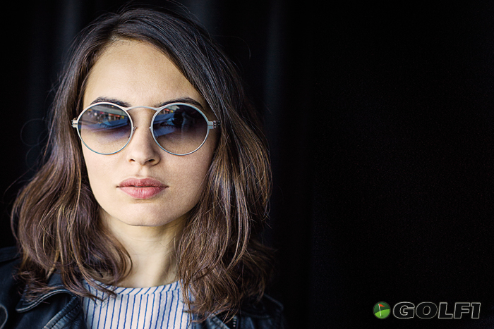 Sonnenbrille von ic! berlin