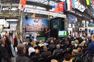 Rheingolf Düsseldorf © Rheinische Messe- und Marketing GmbH