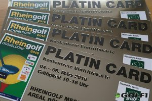 Zu gewinnen: 3 x 2 Freikarten für die Rheingolf © rheingolf
