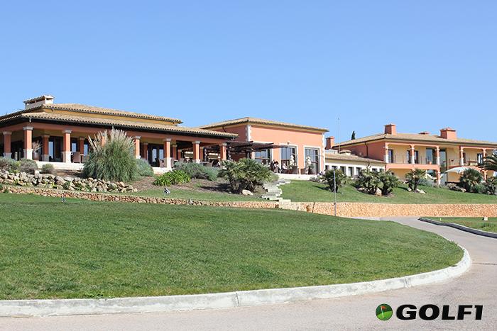 Das Clubhaus von Son Gual © jfx / GOLF1