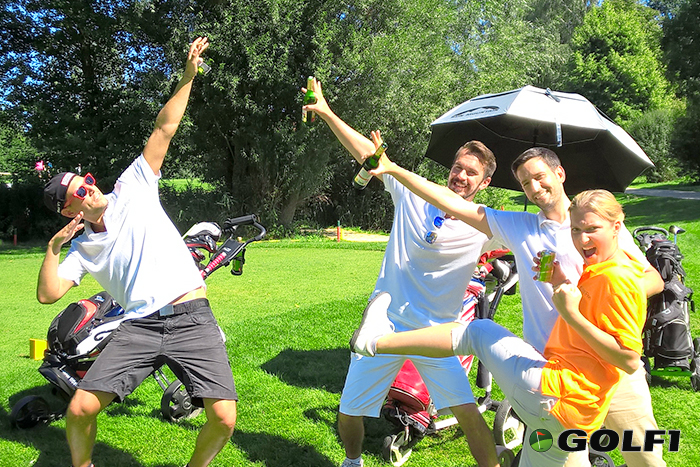 Golf Grooves macht Spaß