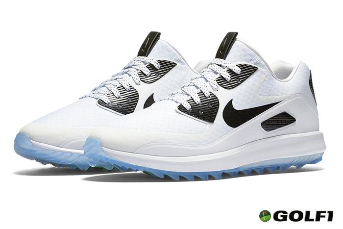 Sneaker für den Golfplatz