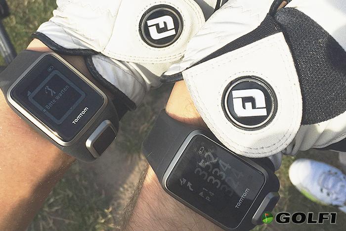 Golf Entfernungsmesser Tomtom : Tomtom golfer u gps golf uhr im test