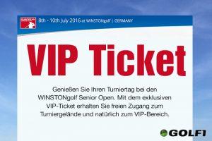 Gewinne VIP-Tickets für die Senior Open © jfx