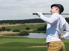 Rückenschmerzen Golf