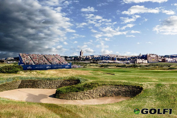 Die British Open findet traditionell auf Links-Plätzen statt © r&a / the open