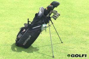 MASTERS-Glücksbringer am Bag © jfx / golf1