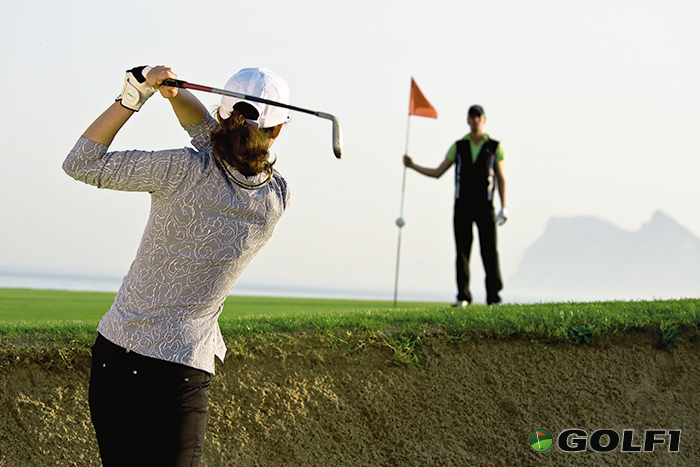 Golf spielen in Spanien